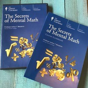 The secret of mental math